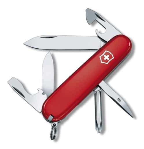 Classic Victorinox Swiss Army Tinker Pocket Knife