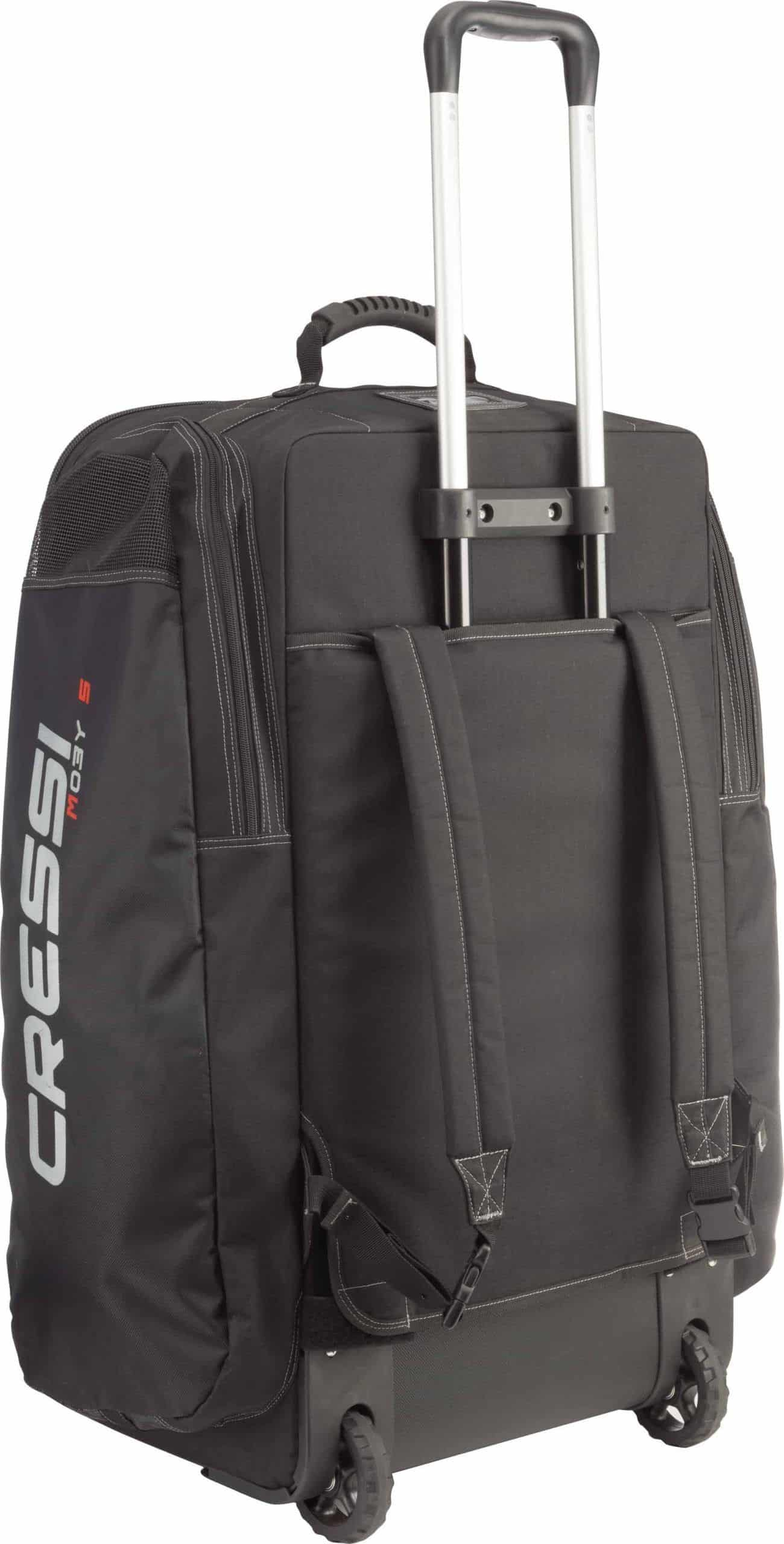 Cressi Scuba Diving Bag with Wheels 1