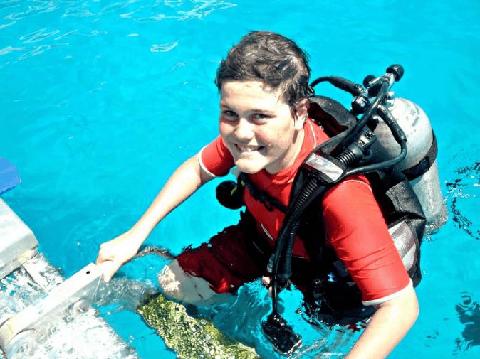 Junior Scuba Divers