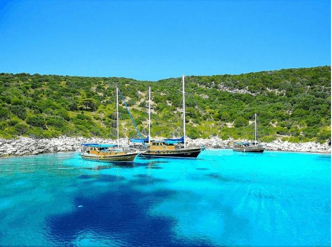 Orak Island, Turkey