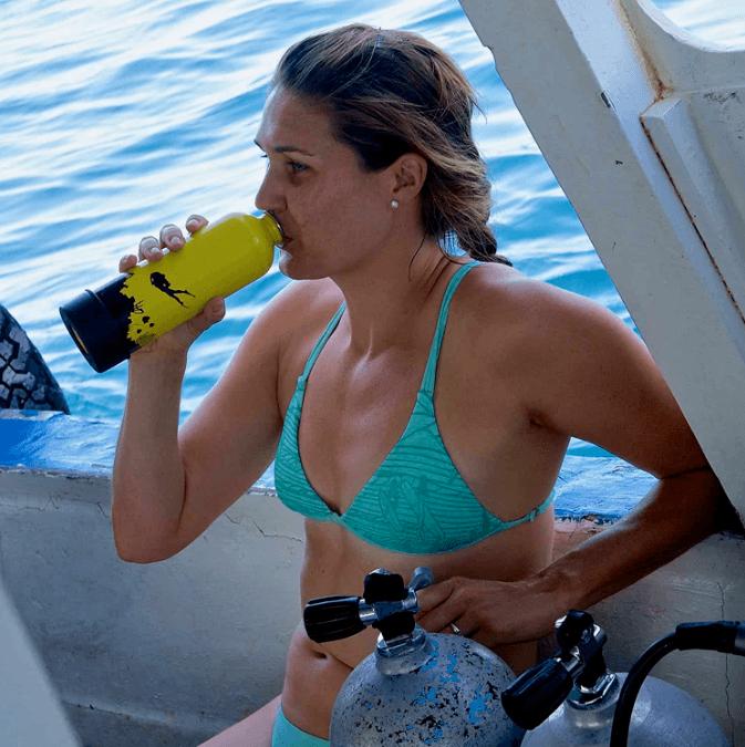 Padi Scuba Diver Certified in Australia