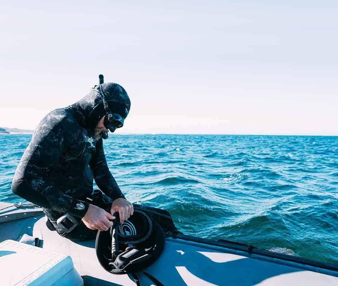 Ready to Buy Ocean Guardian Shark Shield Freedom7?
