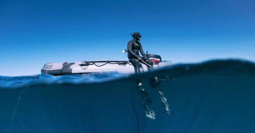 Shark Shield Freedom7 Spearfishing