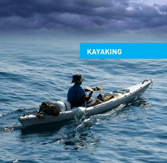 Shark Shield Freedom7 and Kayak Fishing