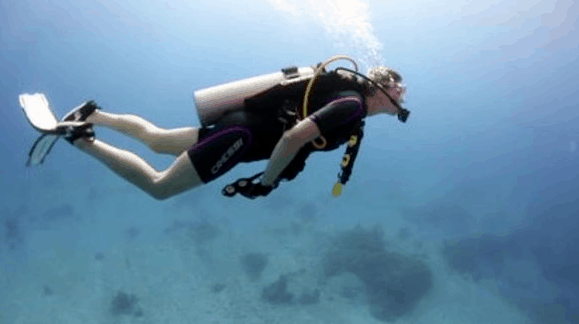 Spare Air refillable directly from your own Scuba Tank