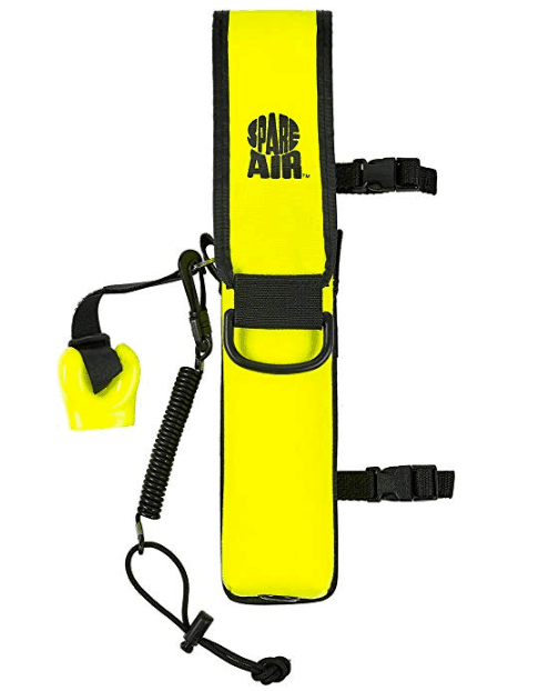 Spare Air Cylinder - Safety Leash