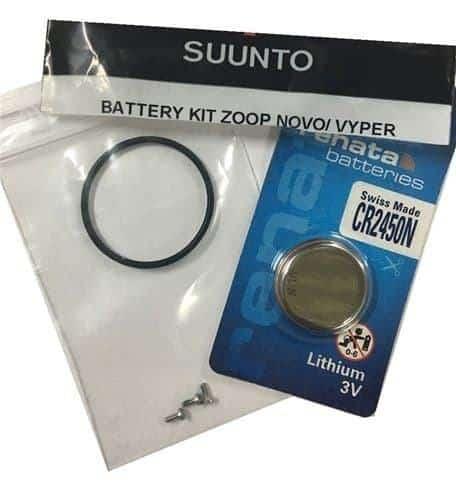 Zoop Novo and Vyper Battery Kit