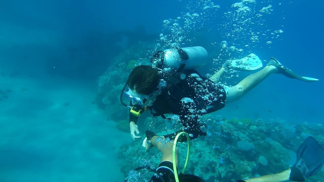 Scuba Diving Computers - Entry-Level
