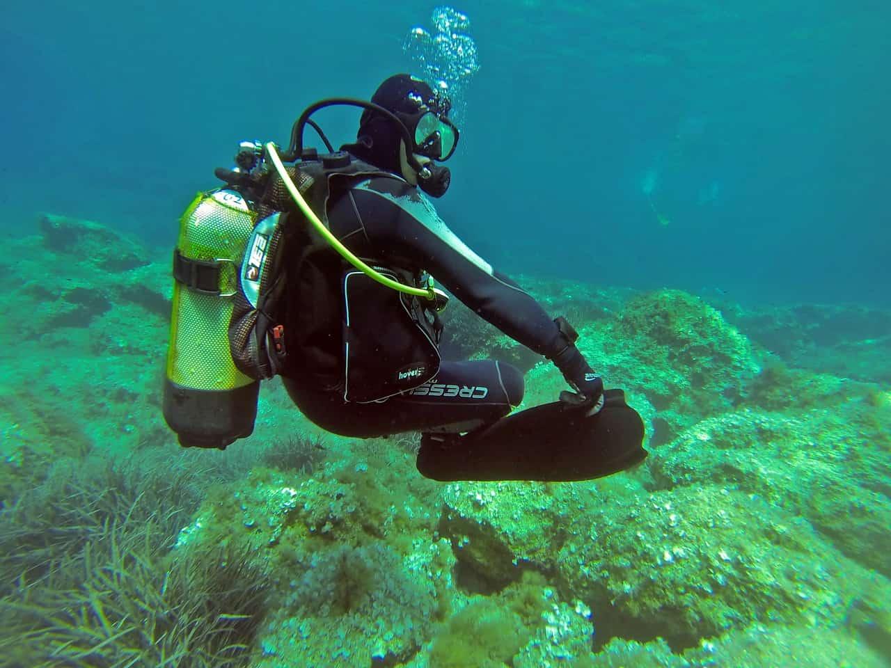 Scuba Diving - Buoyancy