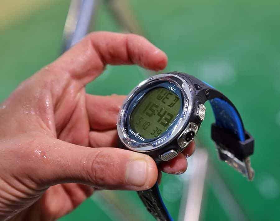 Aqua Lung i450T Wrist Dive Computer