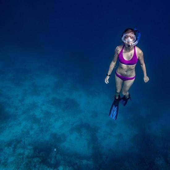 Suunto Free Diving