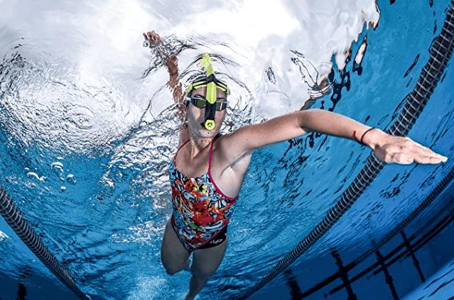 MP Michael Phelps Focus Swim Snorkel