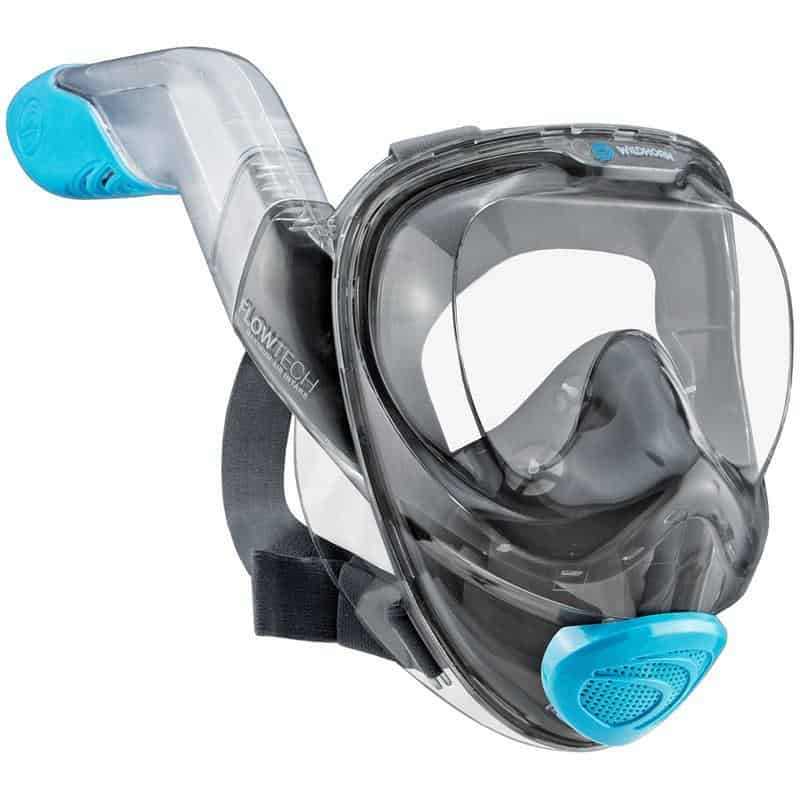 New SeaView V2 180° Panoramic Full Face Snorkel Mask