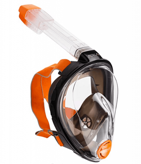 Ocean Reef Aria Full Face Snorkel Masks
