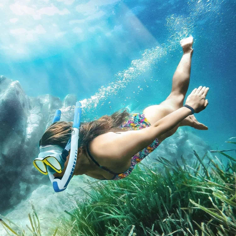 PowerBreather Sport Snorkel