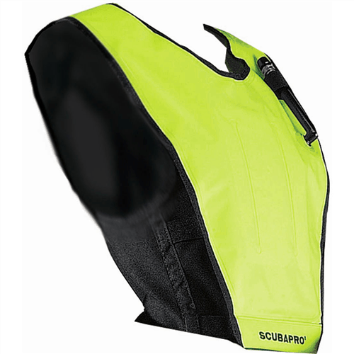 Scubapro Cruiser Snorkeling Vest Black andYellow