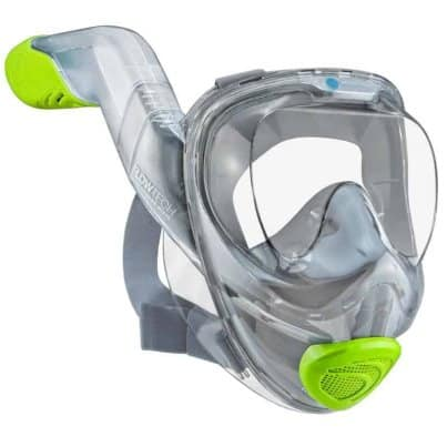 SeaView 180 Snorkel Mask Citrus