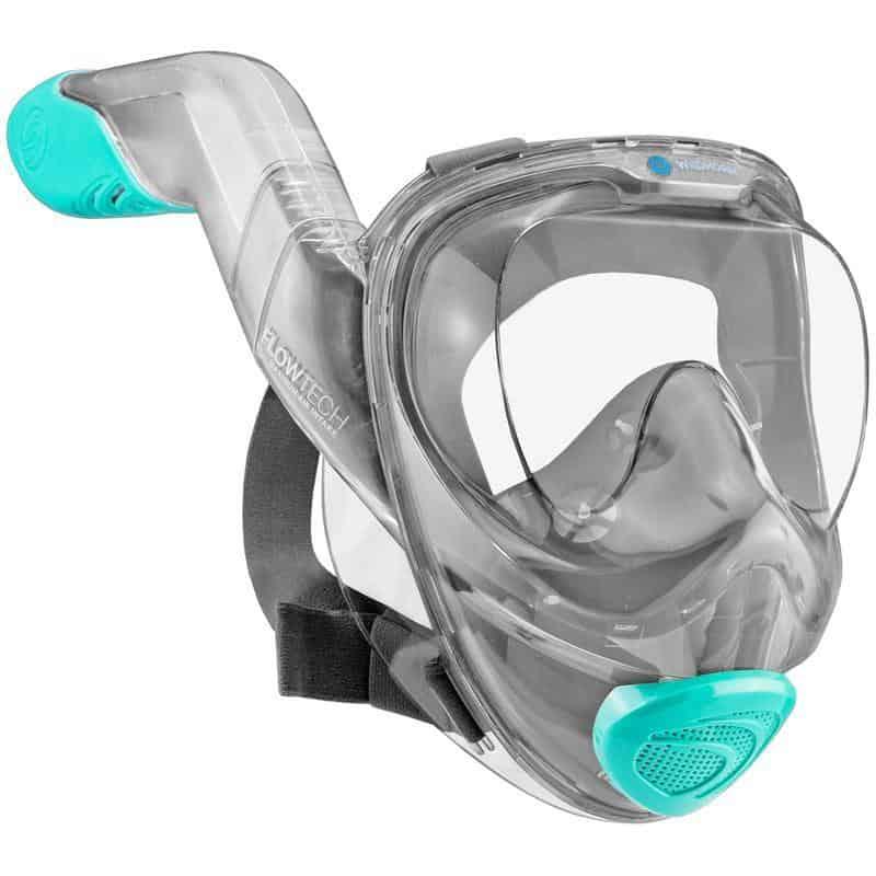 SeaView 180 Snorkel Mask Seafoam