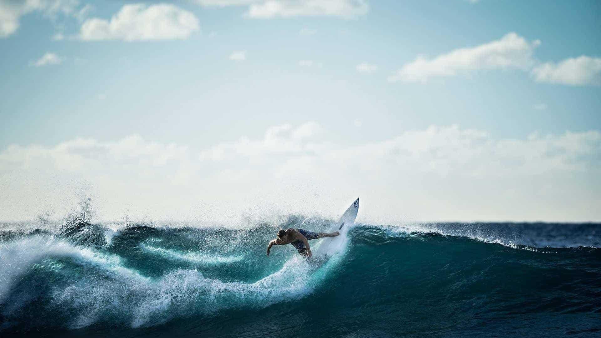 Surfing App
