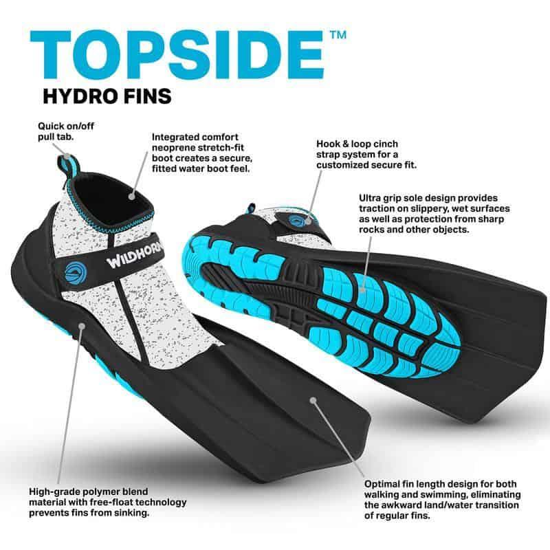 Wildhorn Topside Hydro Fins