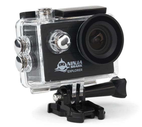 Action Camera Explorer 4K - Ninja Shark