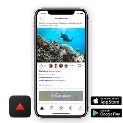 Suunto Scuba Diving App