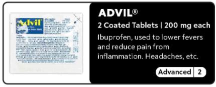 Advil 0-2