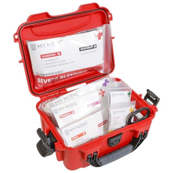 Boat First Aid Kit Inside