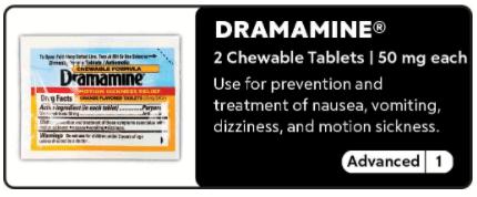Dramamine 0-1