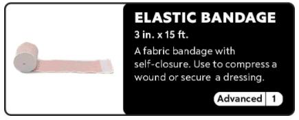 Elastic Bandage 0-1