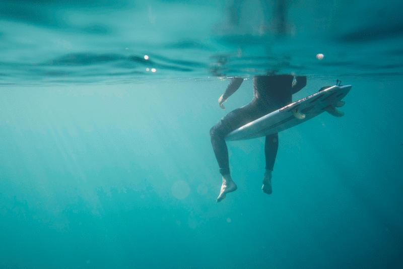Sharkbanz Marine Slate Surf Ankle