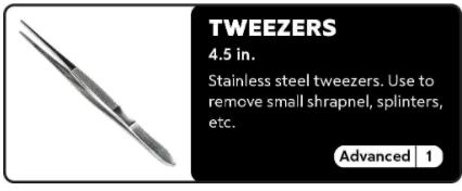 Tweezers 0-1